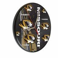 Missouri Tigers Digitally Printed Wood Clock
