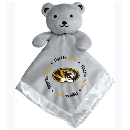 Missouri Tigers Infant Bear Security Blanket