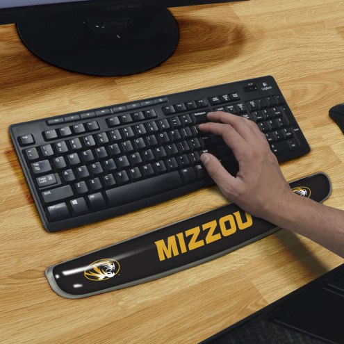 Missouri Tigers Keyboard Wrist Rest