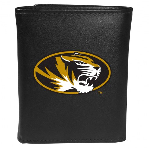 Missouri Tigers Large Logo Tri-fold Wallet