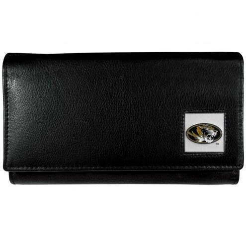 Missouri Tigers Leather Women's Wallet