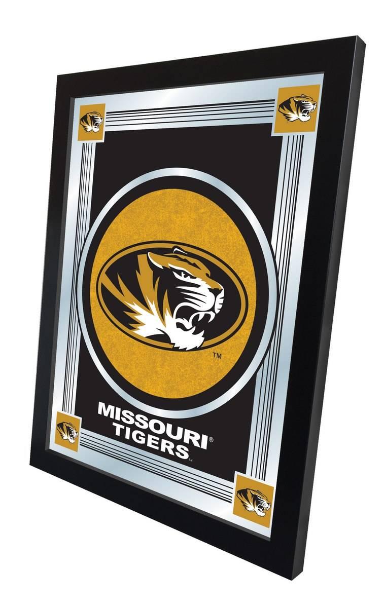 Missouri Tigers Logo Mirror