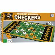 Missouri Tigers Checkers