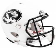 Missouri Tigers Riddell Speed Full Size Authentic Football Helmet