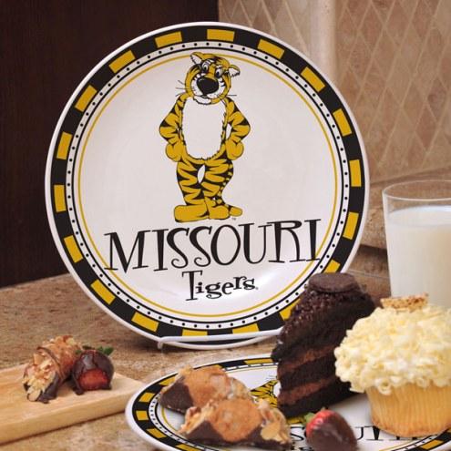 Missouri Tigers NCAA Ceramic Plate