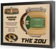 Missouri Tigers Stadium View Wall Art