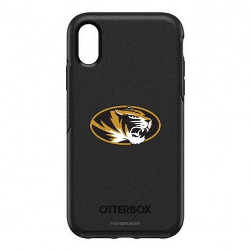 Missouri Tigers OtterBox iPhone XR Symmetry Black Case