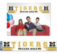 Missouri Tigers Party Banner