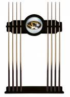 Missouri Tigers Pool Cue Rack