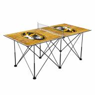 Missouri Tigers Pop Up 6' Ping Pong Table