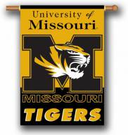 "Missouri Tigers Premium 28"" x 40"" Two-Sided Banner"