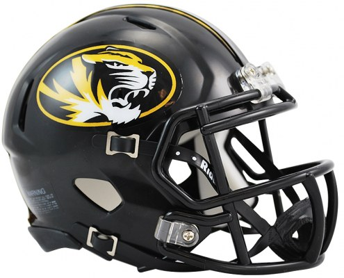 Missouri Tigers Riddell Speed Mini Collectible Football Helmet