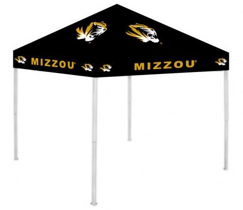 Missouri Tigers 9' x 9' Tailgating Canopy