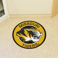Missouri Tigers Rounded Mat
