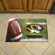 Missouri Tigers Scraper Door Mat