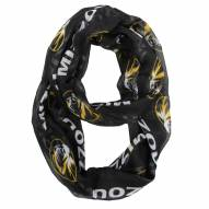 Missouri Tigers Sheer Infinity Scarf