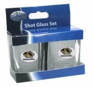 Missouri Tigers Shot Glass Set