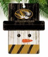 Missouri Tigers Snowman Ornament