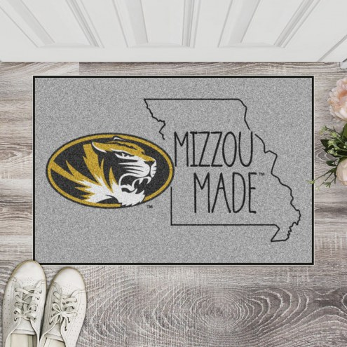 Missouri Tigers Southern Style Starter Rug