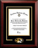 Missouri Tigers Spirit Diploma Frame