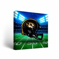 Missouri Tigers Stadium Canvas Wall Art