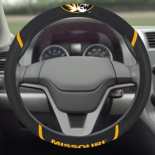 Missouri Tigers Steering Wheel Cover
