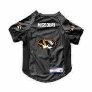 Missouri Tigers Stretch Dog Jersey