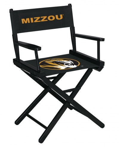 Missouri Tigers Table Height Director's Chair