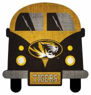 Missouri Tigers Team Bus Sign