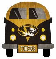 Missouri Tigers Team Bus Sign
