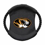 Missouri Tigers Team Frisbee Dog Toy
