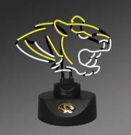 Missouri Tigers Team Logo Neon Lamp