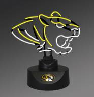 Missouri Tigers Team Logo Neon Lamp