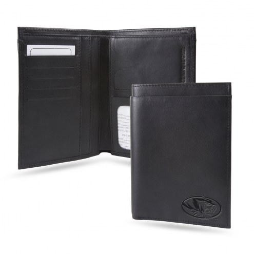 Missouri Tigers Traveling Team Passport Wallet