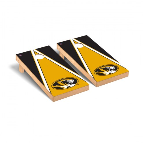 Missouri Tigers Triangle Cornhole Game Set