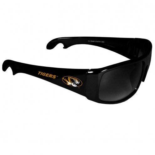 Missouri Tigers Wrap Bottle Opener Sunglasses