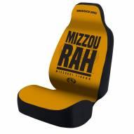 Missouri Tigers Yellow Mizzou Rah Universal Bucket Car Seat Cover