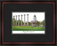 University of Missouri Columbia Academic Framed Lithograph