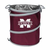 Mississippi State Bulldogs Collapsible Trashcan