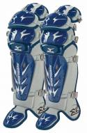 "Mizuno Samurai G3 15.5"" Adult Baseball Catcher's Shin Guards"