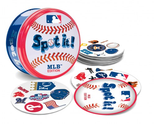 MLB Spot It! Card Game