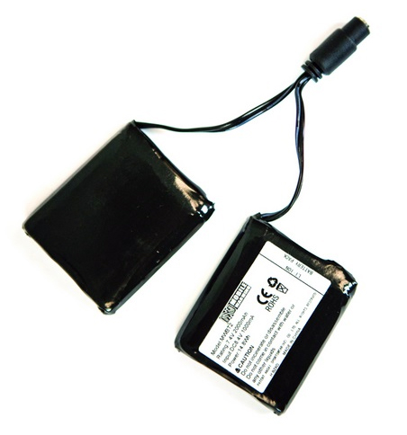 Mobile Warming 7.4V (2.2Ah) 2in1 Lithium-Ion Battery