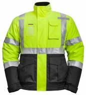 Mobile Warming Men's Hi-Viz Heated Jacket