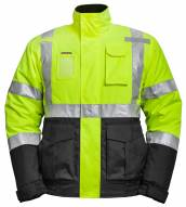Mobile Warming Men's Hi-Viz Heated Jacket