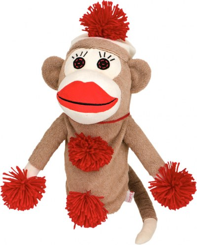 Monkey Made of Sockies Golf Club Headcover