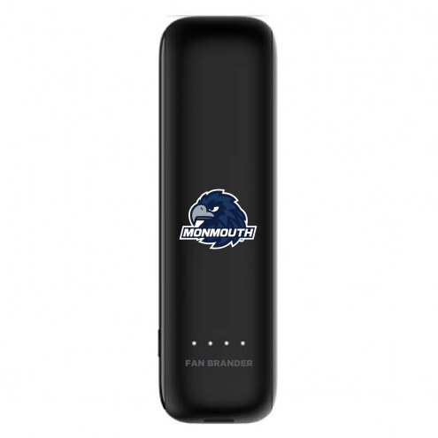 Monmouth Hawks mophie Power Boost Mini Portable Battery