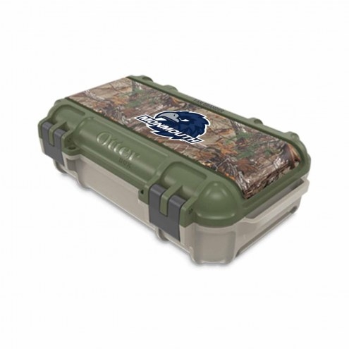 Monmouth Hawks OtterBox Realtree Camo Drybox Phone Holder