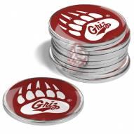 Montana Grizzlies 12-Pack Golf Ball Markers