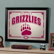 "Montana Grizzlies 23"" x 18"" Mirror"
