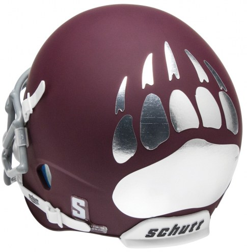Montana Grizzlies Alternate 1 Schutt XP Collectible Full Size Football Helmet